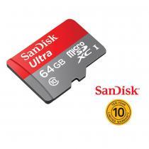 SanDisk Ultra microSDXC UHS-I Card 80MB/s