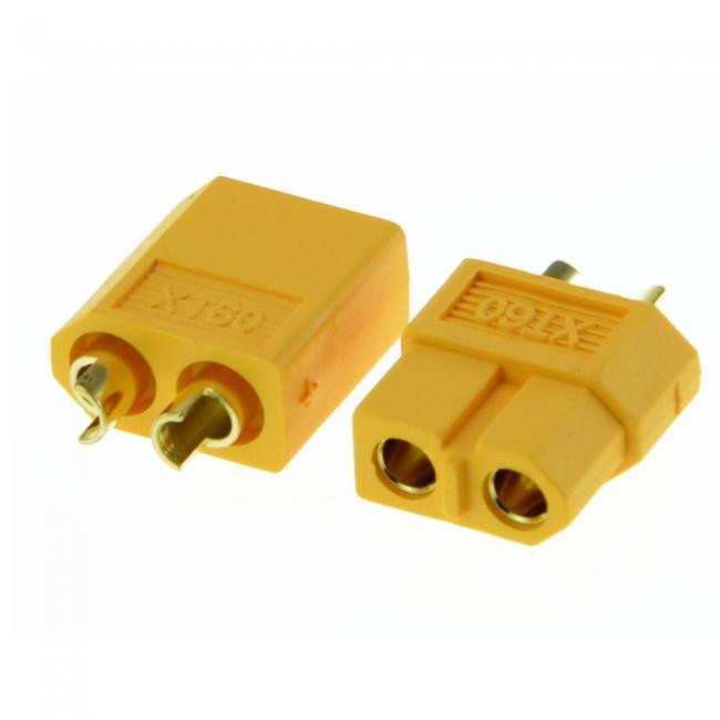XT60 Connectors Male/Female(2pcs)