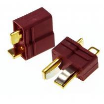 T Connectors Male/Female(2pcs)